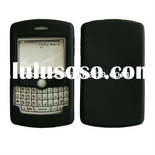 Silicone GEL Skin Case cover for Black Berry 8800 mobile phone