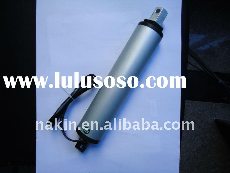 """Tubular High-Speed Linear Actuator (Stroke Size 1"""", Force 11 lbs, Speed 10.6""""/sec)"""