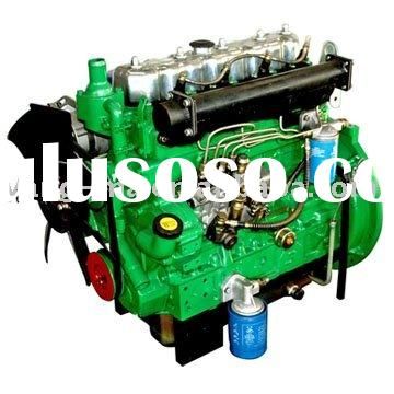 model 490D water cooled multi-cylinder 4 stroke electric power diesel engine