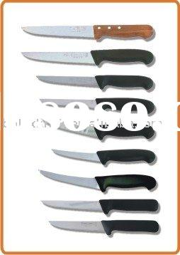 professional meat industry processing slaughtering butcher knives and supplies