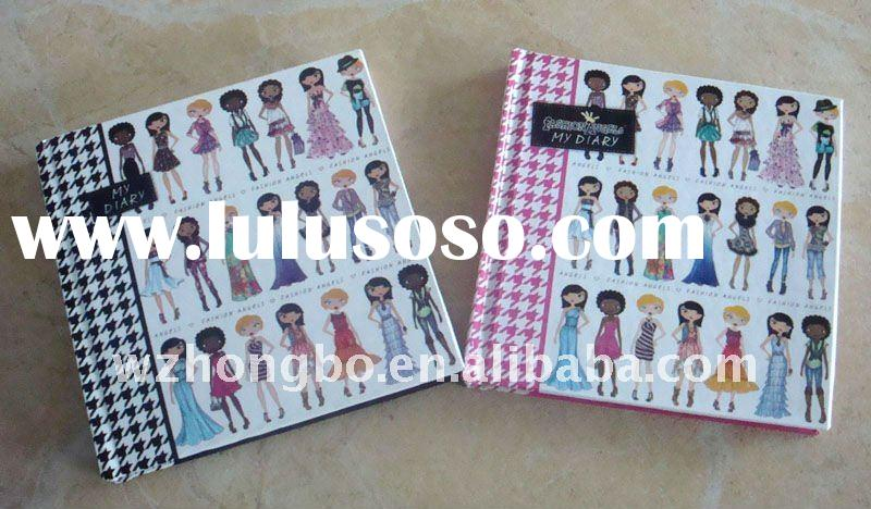 promotional diary/hardcover notebook/office stationery/school stationery