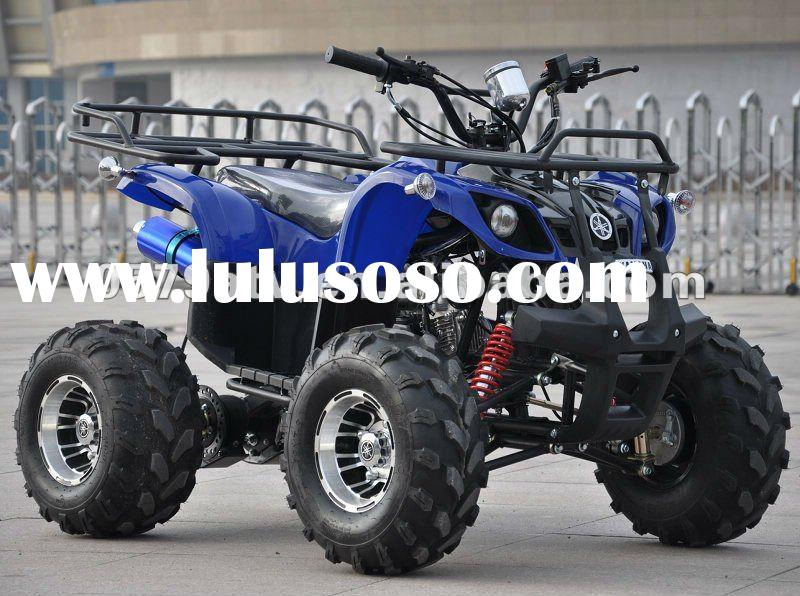 125CC Quad with 8inch alloy wheel double pump