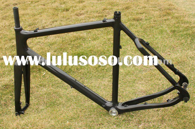 2012 Hot sale Cyclocross carbon bicycle frame.carbon cyclocross bicycle frame ,carbon frame ,carbon