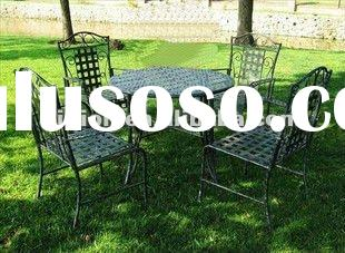 2012 hot sale china manufacturer custom hot metal outdoor furniture
