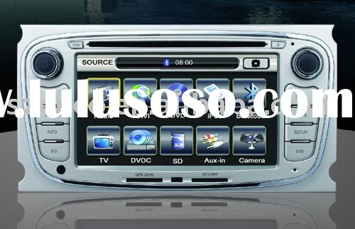 6.5 inch car dvd player special for Ford Focus/Mondeo with 800*480 HD screen