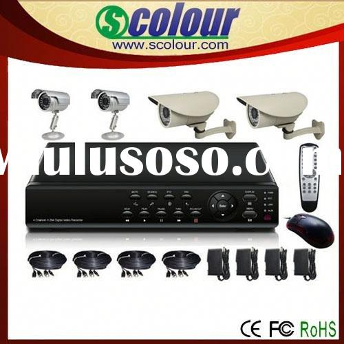 Cheap home Video surveillance dvr viewer