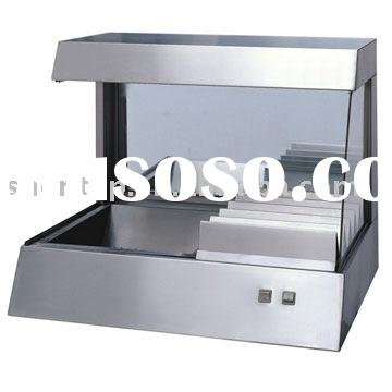 Counter Top French Fries Display Warmer
