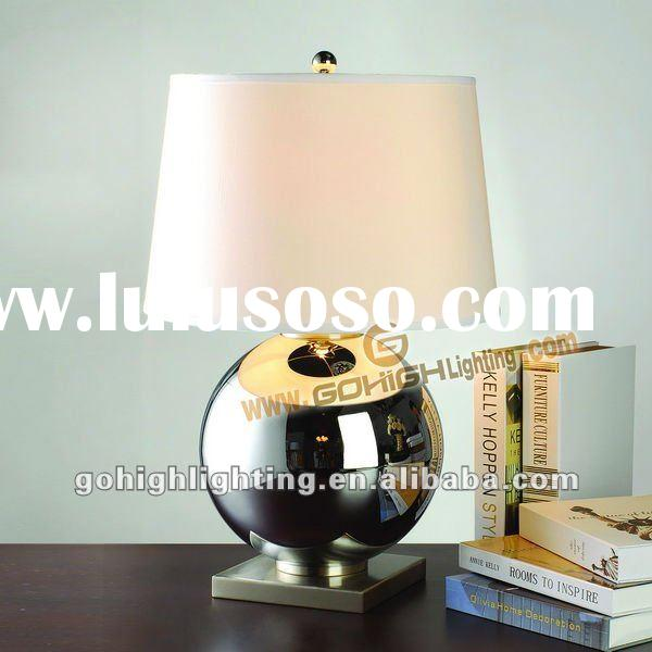 Globular table lamp Chrome plated TL6005