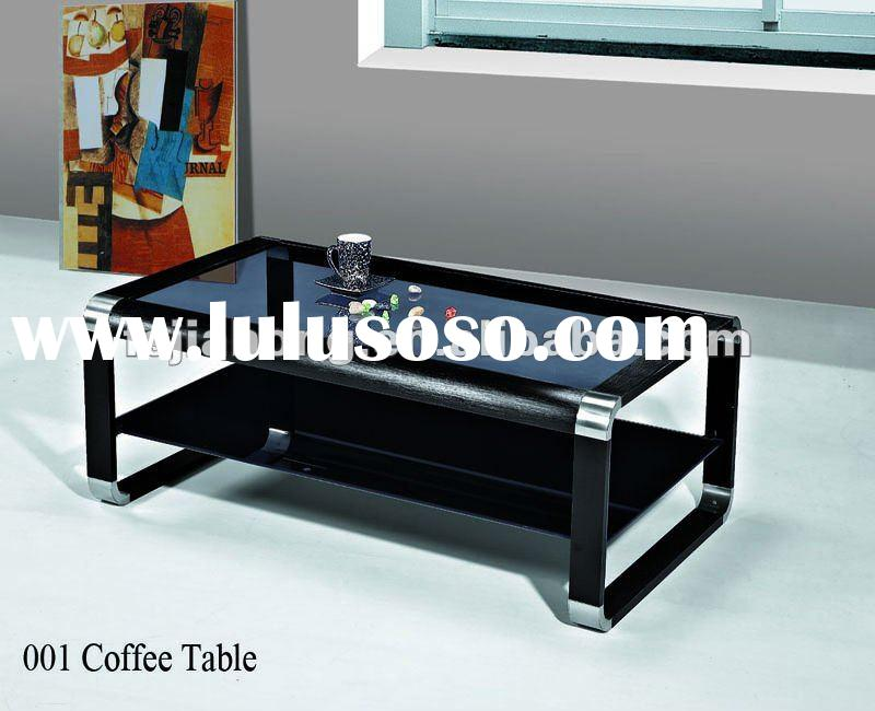 Hot sale tempered Glass Coffee Table
