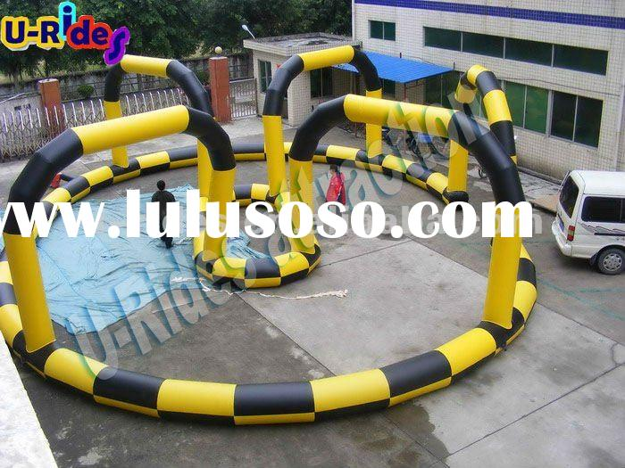 Inflatable Race Track for Zorb Ball(SP-033)