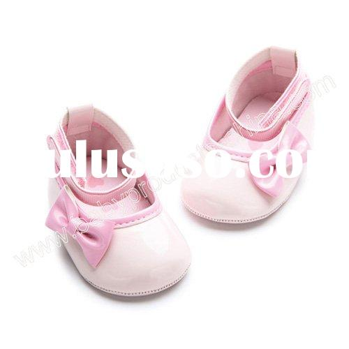 Mary Jane leather Baby Shoes Model:RE1045