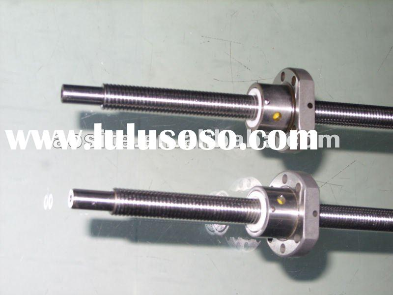 Stainless Steel Ball Screw Linear Guide For Industry