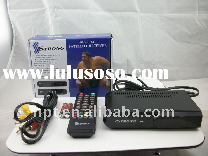 Strong mini FTA receiver support dongle of satellite sharing