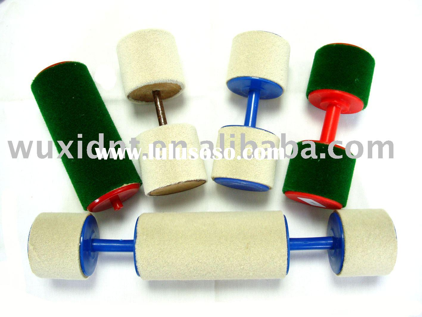 TEXTILE SPARE PARTS RING FRAME Cleaning roller for spinning