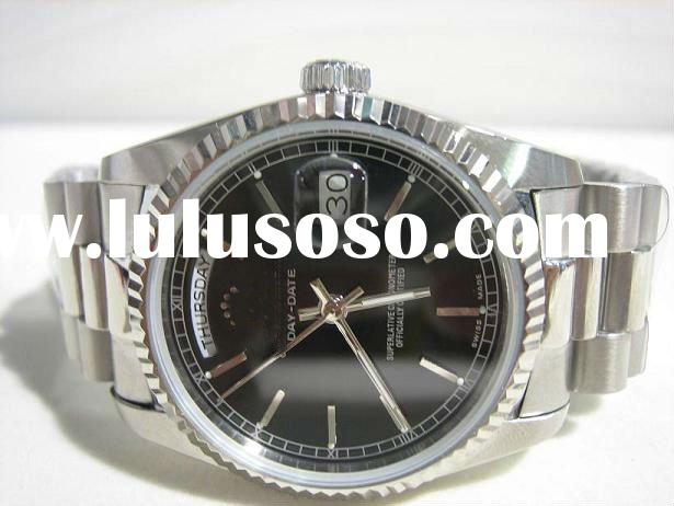 accept paypal,hot selling wholesale 2011 top brand mens watches