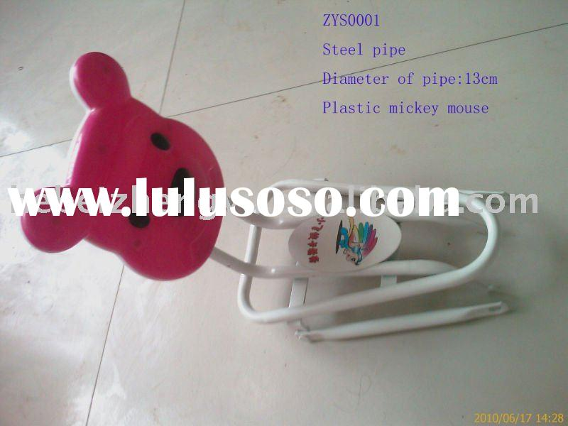 bike back carrier, bicycle rear carrier, child bike seat