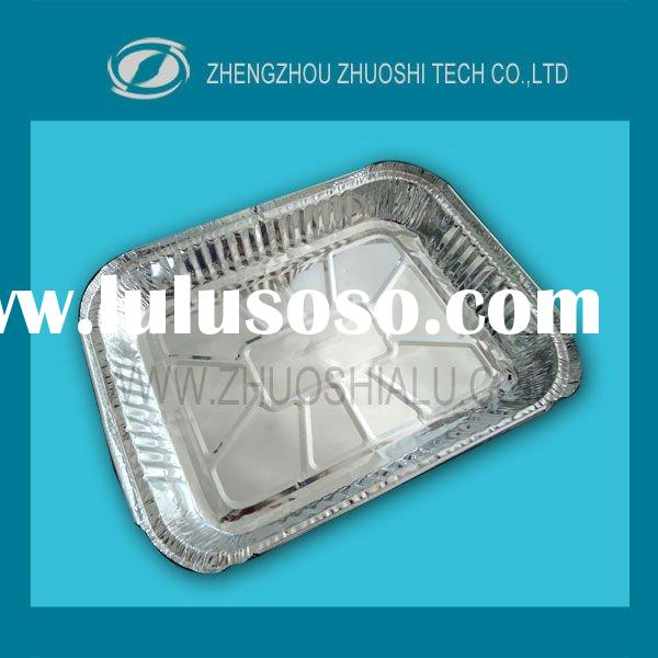 disposable food baking dish /aluminum foil container