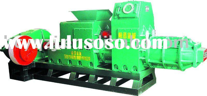 single stage vacuum brick making Machine