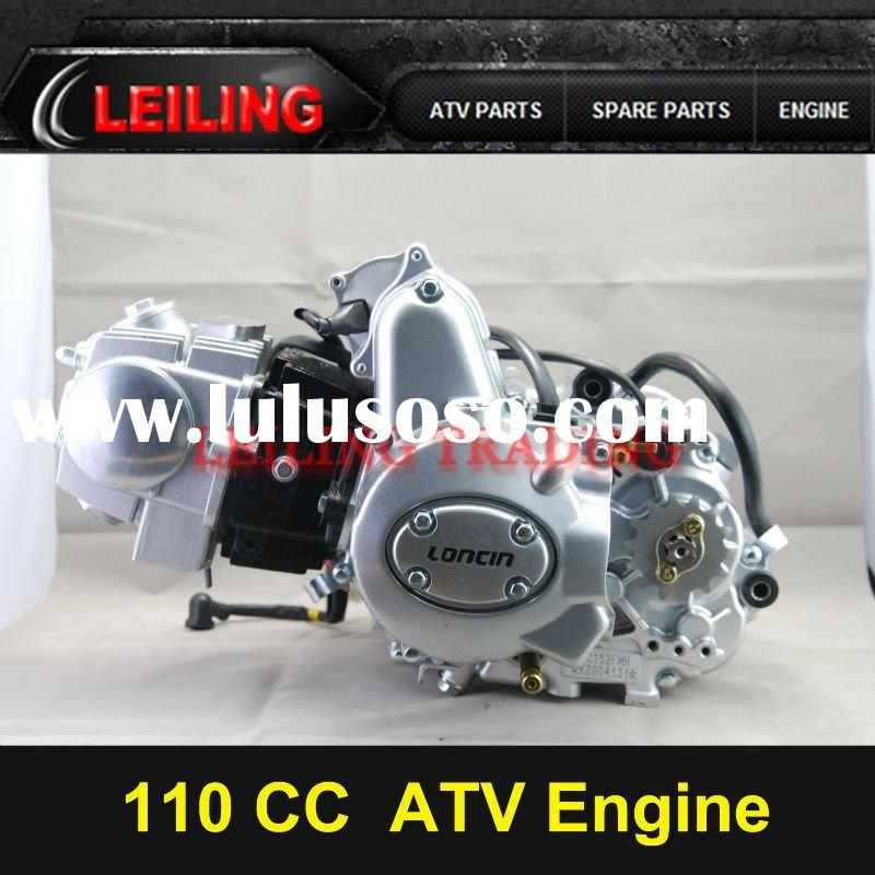 110cc ATV Engine,Loncin Engine,ATV Parts