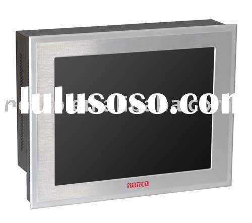 12.1' VGA Color TFT LCD Industrial Panel PC with Touch Screen