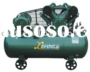 1.05/12.5 belt high pressure air compressor