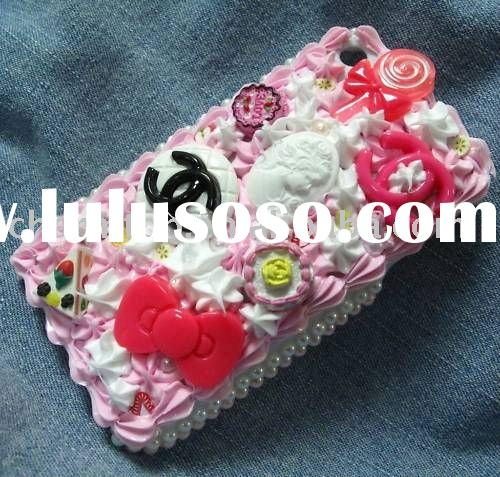 2011 New Design Jeweled Cell Phone Cases