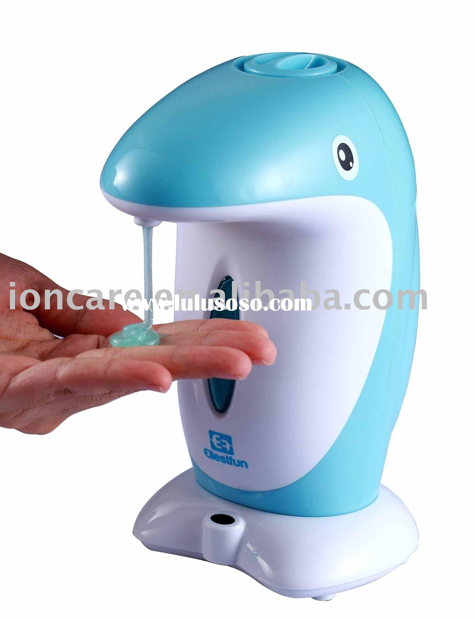 2011 Newest CUTIESoap No-Touch Hand Wash Soap Pump with Handsfree Automatic Motion Sensor Soap Dispe