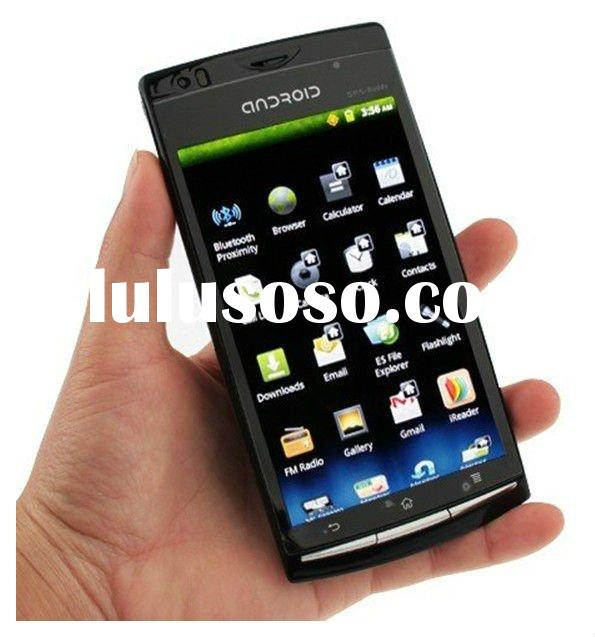 2012 new 4.1 inch big touch screen android OS cell phone HD7000