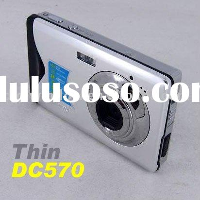 "3.0""TFT LCD Gift Digital Still Camera + Video (DW-DC-570)"