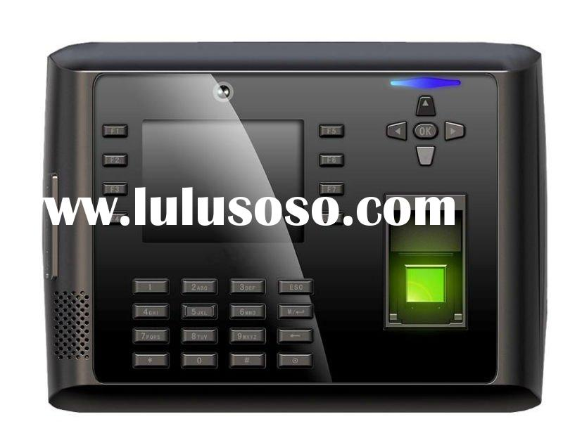 3.5 ''Biometric Fingerprint Time Attendance & Access Control with HD Camera HF-i