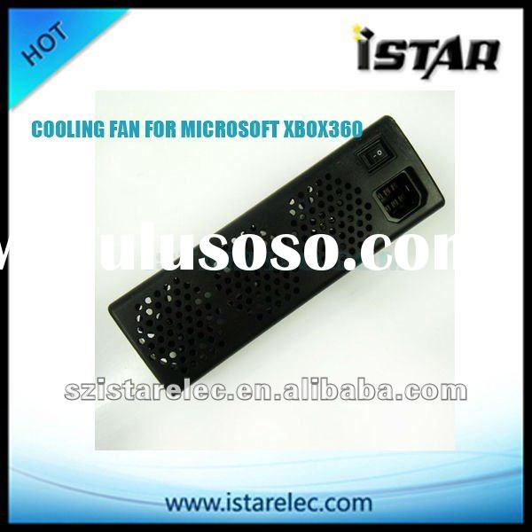 3 Triple Fan Quiet Cooler Cooling System for Xbox 360