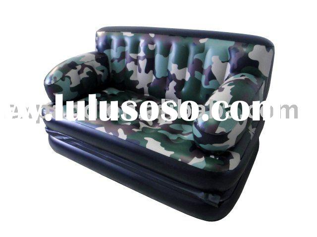 5 in 1 Air Sofa Bed Camouflage