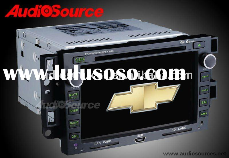 """7"""" LCD TFT touch screen car gps radio for Chevrolet captiva with TV,RATIO,RDS,IPOD,can-bus"""