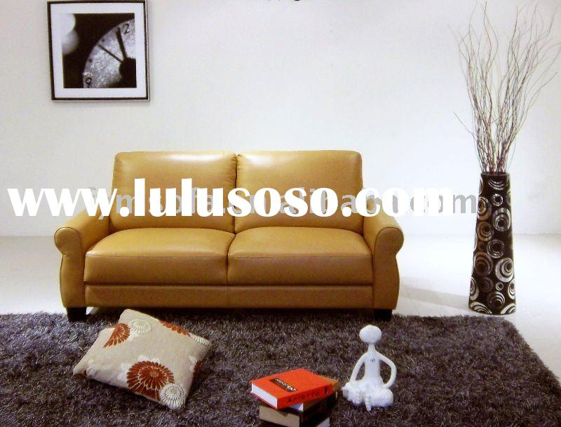 2011 Top Quality Leather Arabic Sofa Sets Y118 For Sale