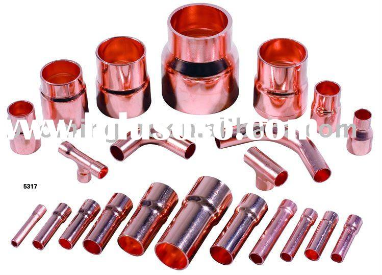 Acr copper fittings for sale price china manufacturer