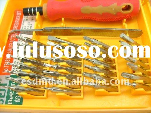 BEST8530C high precision screwdriver set/screwdriver bit with competitive price