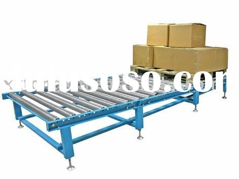 Concrete leather roller Belt Conveyor Machine