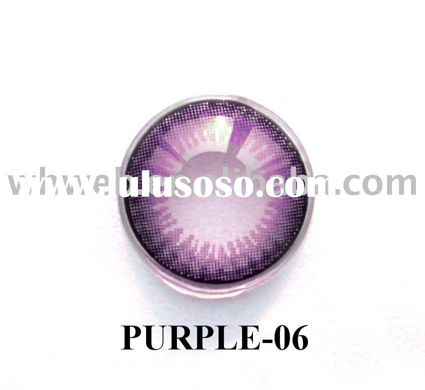 Cosmetic Contact Lens/purple contact lenses/color contact lenses