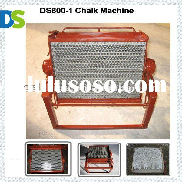 DS800-1 School Chalk Making Machine