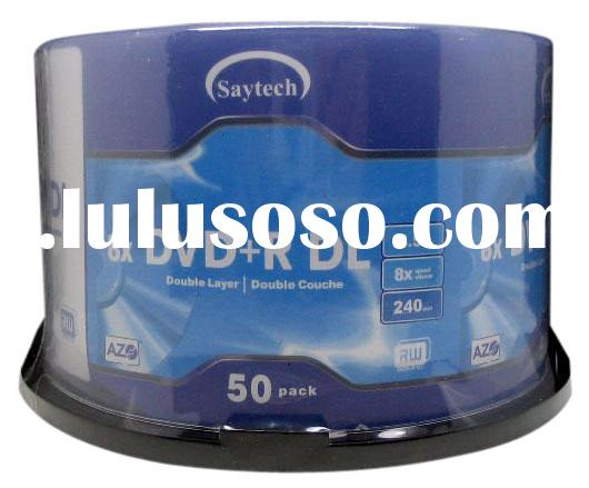 DVD+R DL double layer 8.5gb D9