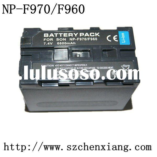 Digital Camera Battery Pack for Sony NP-F970