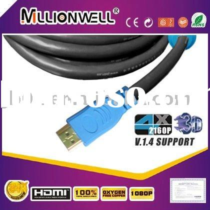 Full 1080P HD 1.4 High Speed 5 ft HDMI Cable Wire HDTV