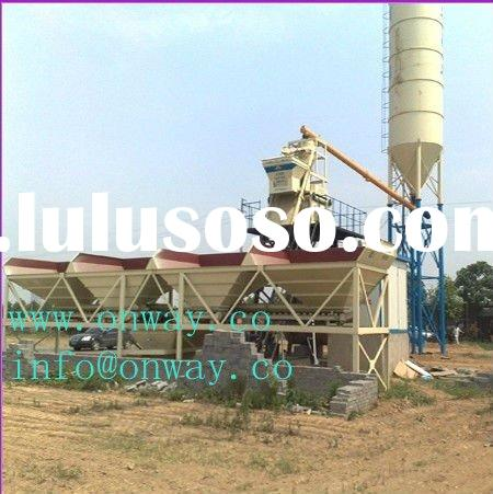 HOT-SELL HZS25 Used Concrete Batching Plant