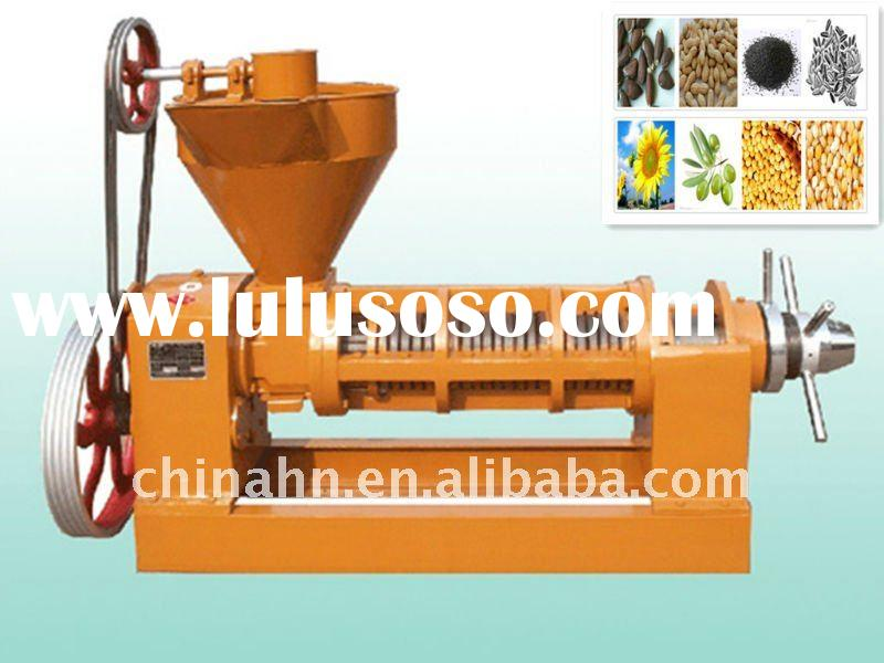 Hot sale screw olive oil extraction machine