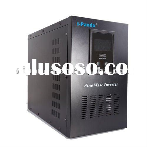 IPANDA Solar Converter 3000w Pure Sine Wave industrial frequency UPS With Charger I-P-XD-4000VA