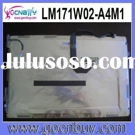 """LM171W02(A4)(M1) 17.1"""" LCD Panel For Apple iMac G5"""
