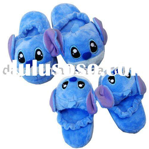 Lilo & Stitch Plush Indoor Winter Slipper D311 on sale wholesale & drop shipping