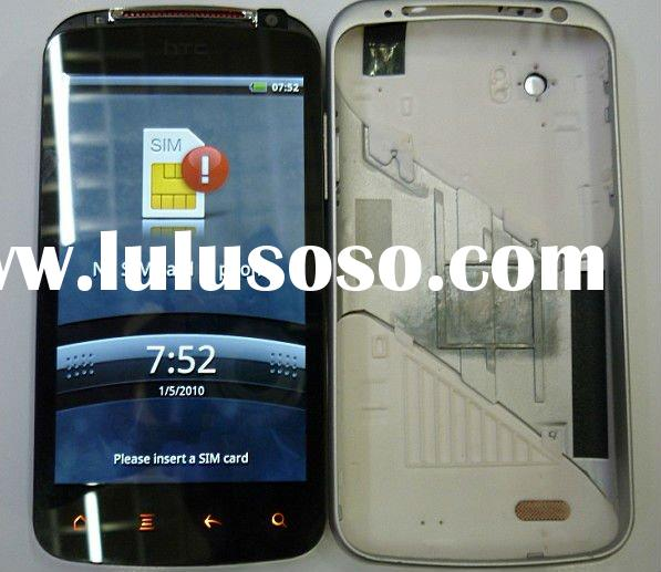 MTK6573 4.3 inch capacitive touch Android 2.3 smartphone 3G mobile phone G18 Sensation XE (Z715e)