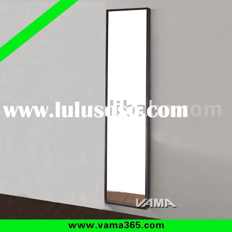 Modern solid wood frame dressing mirror/Hot sell dressing mirror/bathroom furniture mirror VJ-904