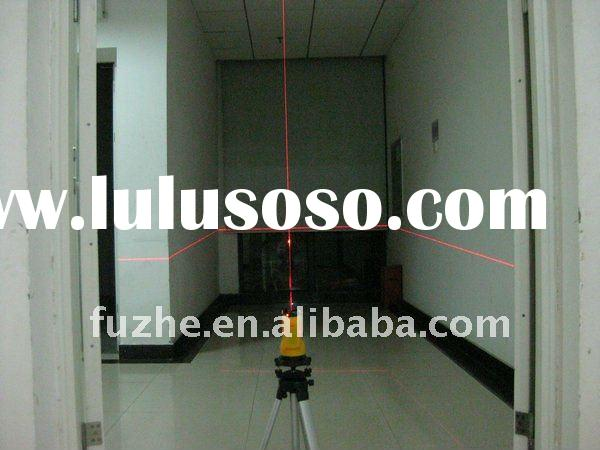 Multi-function and automatic level rotary laser